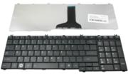 Клавиатура для ноутбука Toshiba C650 C660 L650 L655 L670 L750 Black RU
