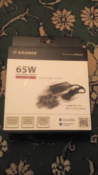 Зарядное устройство для ноутбуков 65Вт,  8 адаптеров XilenceSPS-XP-LP65